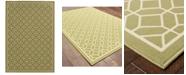 """Oriental Weavers Riviera 4771 1'9"""" x 3'9"""" Indoor/Outdoor Area Rug"""