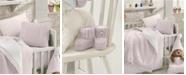Nipperland Natural Premium 6 Piece Wool Blended Crib Bedding Set