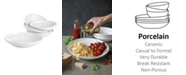 Over and Back Zuppa 5Pc Pasta Bowl Set