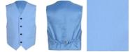 Calvin Klein Big Boys Slim-Fit Stretch Pindot Suit Vest