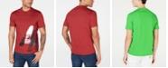 "A|X Armani Exchange Men's Dashed ""Logo Graphic T-Shirt"