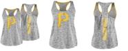 '47 Brand Women's Pittsburgh Pirates Space Dye Tank