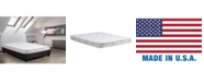 Payton Sleep High Density Poly Foam Flippable Mattress with Aloe Vera Cover, Twin