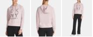DKNY Sport Studded-Logo Hoodie, Created for Macy's