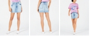 STS Blue Frayed Denim Skirt