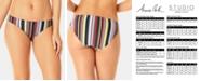 Anne Cole Studio Sahara Stripe Bikini Bottoms