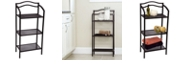 Household Essentials Free-Standing 3-Tier Shelving Unit