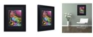 "Trademark Global Dean Russo 'Huh?' Matted Framed Art - 11"" x 14"" x 0.5"""