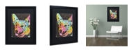 """Trademark Global Dean Russo '04' Matted Framed Art - 16"""" x 20"""" x 0.5"""""""