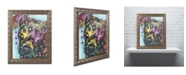 "Trademark Global Dean Russo '06' Ornate Framed Art - 14"" x 11"" x 0.5"""