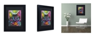 """Trademark Global Dean Russo '12' Matted Framed Art - 11"""" x 14"""" x 0.5"""""""