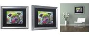 """Trademark Global Dean Russo '30' Matted Framed Art - 20"""" x 16"""" x 0.5"""""""