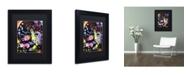 """Trademark Global Dean Russo 'Paul McCartney' Matted Framed Art - 11"""" x 14"""" x 0.5"""""""