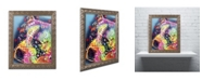 "Trademark Global Dean Russo 'Bella' Ornate Framed Art - 14"" x 11"" x 0.5"""