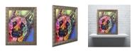 "Trademark Global Dean Russo 'Jackson' Ornate Framed Art - 14"" x 11"" x 0.5"""