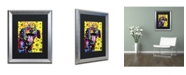 "Trademark Global Dean Russo 'Sparkles' Matted Framed Art - 20"" x 16"" x 0.5"""