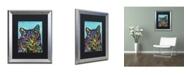 "Trademark Global Dean Russo 'Kismet' Matted Framed Art - 20"" x 16"" x 0.5"""