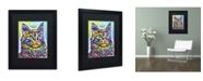 """Trademark Global Dean Russo 'Angora' Matted Framed Art - 16"""" x 20"""" x 0.5"""""""