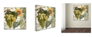 """Trademark Global Color Bakery 'Dolcetto III' Canvas Art - 35"""" x 2"""" x 35"""""""