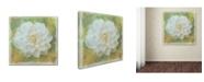 "Trademark Global Cora Niele 'Camelia White' Canvas Art - 35"" x 35"" x 2"""