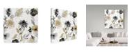 "Trademark Global Color Bakery 'Shelby II' Canvas Art - 14"" x 14"" x 2"""
