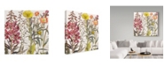 "Trademark Global Color Bakery 'Ambrosia 2' Canvas Art - 18"" x 18"" x 2"""
