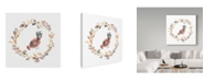 "Trademark Global Irina Trzaskos Studio 'Farm 4' Canvas Art - 35"" x 35"" x 2"""