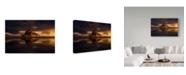 "Trademark Global Ivan Ferrero 'Dreamland' Canvas Art - 19"" x 12"" x 2"""