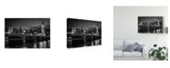 "Trademark Global Ido Meirovich 'Heritage' Canvas Art - 24"" x 2"" x 16"""