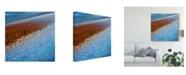 "Trademark Global Ignacio Palacios 'Laguna Colorada Texture' Canvas Art - 14"" x 2"" x 14"""