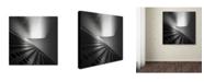 "Trademark Global Dave MacVicar 'Prada' Canvas Art - 24"" x 24"" x 2"""