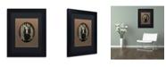 "Trademark Global J Hovenstine Studios 'Mice Series #1' Matted Framed Art - 11"" x 14"" x 0.5"""