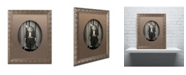 "Trademark Global J Hovenstine Studios 'Mice Series #1' Ornate Framed Art - 20"" x 16"" x 0.5"""