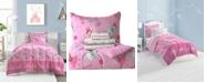 Dream Factory Magical Princess Toddler Comforter Set