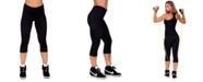 Instaslim InstantFigure Women's Active Capri Pant, Online Only