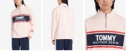 Tommy Hilfiger Men's Jonathan Regular-Fit 1/4-Zip Logo Sweatshirt