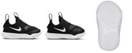 Nike Toddler Flex Runner Slip-On Athletic Sneakers from Finish Line