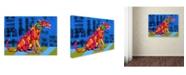 "Trademark Global Ric Stultz 'Patient Predator' Canvas Art - 32"" x 24"" x 2"""