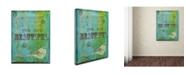 "Trademark Global Tammy Kushnir 'You are Beautiful' Canvas Art - 32"" x 24"" x 2"""