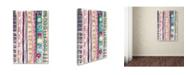 "Trademark Global Miguel Balbas 'Summer VII' Canvas Art - 19"" x 12"" x 2"""