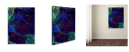 "Trademark Global MusicDreamerArt 'Tidal Pool' Canvas Art - 47"" x 35"" x 2"""