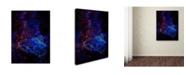 """Trademark Global MusicDreamerArt 'Portal' Canvas Art - 19"""" x 14"""" x 2"""""""