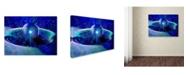 """Trademark Global MusicDreamerArt 'Spark Of Awareness' Canvas Art - 47"""" x 35"""" x 2"""""""