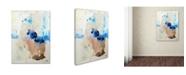 "Trademark Global Natasha Wescoat 'Adulterated' Canvas Art - 47"" x 35"" x 2"""