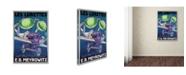 """Trademark Global Vintage Lavoie 'Ads 273' Canvas Art - 47"""" x 30"""" x 2"""""""