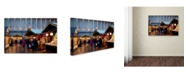 "Trademark Global Robert Harding Picture Library 'Markets' Canvas Art - 19"" x 12"" x 2"""
