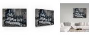 "Trademark Global Moises Levy 'Mobil Homes' Canvas Art - 24"" x 18"" x 2"""