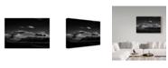 "Trademark Global James Symington Arps 'Stormy Night At Mount Cook' Canvas Art - 19"" x 2"" x 12"""