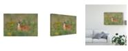 "Trademark Global Nick Kalathas 'Fragrance Of Summer' Canvas Art - 24"" x 2"" x 16"""