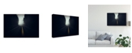 """Trademark Global Mika Suutari 'High Way' Canvas Art - 19"""" x 2"""" x 12"""""""